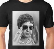 noel gallagher face Unisex T-Shirt