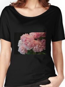 Pink Peony Passion Women's Relaxed Fit T-Shirt