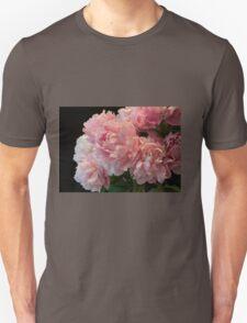 Pink Peony Passion Unisex T-Shirt