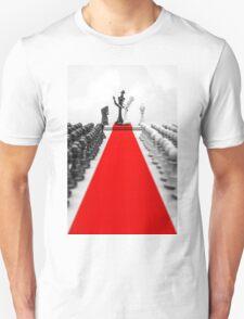 Wedding Chess Unisex T-Shirt