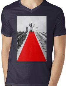 Wedding Chess Mens V-Neck T-Shirt