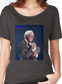 Bernie and the Cat Women's Relaxed Fit T-Shirt