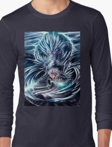 Bleach hitsugaya Long Sleeve T-Shirt
