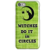 All things witchy iPhone Case/Skin