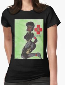 Medical Captain Womens Fitted T-Shirt