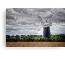 Cley, Norfolk UK Canvas Print