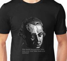 Immanuel Kant  Unisex T-Shirt