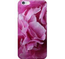 Pink Peony iPhone Case/Skin