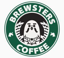 Brewsters Coffee by 8-bit-hobo