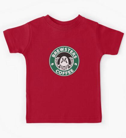 Brewsters Coffee Kids Tee