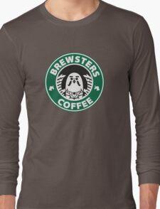 Brewsters Coffee Long Sleeve T-Shirt