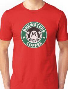 Brewsters Coffee Unisex T-Shirt
