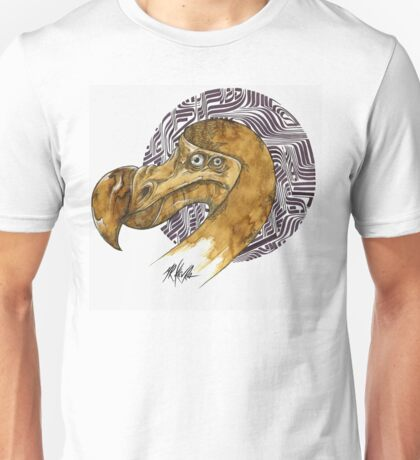 Dodo - coffee and ink - Unisex T-Shirt