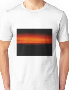 Sunset Glow Over Stukel Unisex T-Shirt