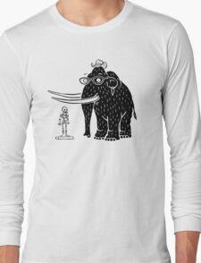Frozen Mammoth Long Sleeve T-Shirt