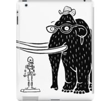 Frozen Mammoth iPad Case/Skin