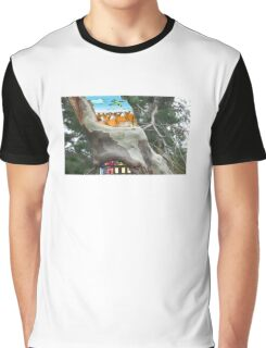 Trees are Awesome Graphic T-Shirt