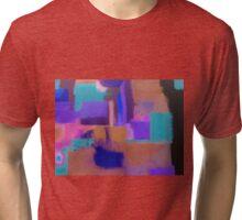 Night Sailing Tri-blend T-Shirt