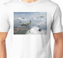 Dakotas and Horsas over Arnhem Unisex T-Shirt