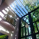 Light & Shade over Balcony at Convent Gallery by EdsMum