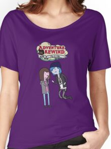 Adventure Rewind Women's Relaxed Fit T-Shirt