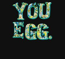 YOU EGG (all flowery) Womens Fitted T-Shirt
