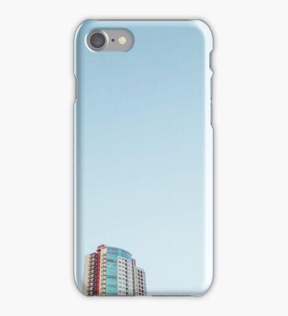 Building Alone iPhone Case/Skin
