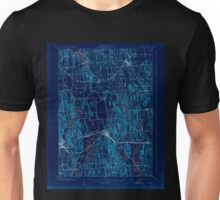 New York NY Clyde 140529 1902 62500 Inverted Unisex T-Shirt