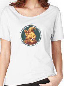 Alf Guru Women's Relaxed Fit T-Shirt