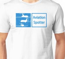 Aviation Spotter three plane Unisex T-Shirt