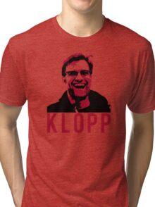 Juergen Klopp 4 Tri-blend T-Shirt