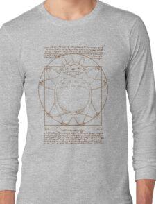Vitruvian Neighbor Long Sleeve T-Shirt