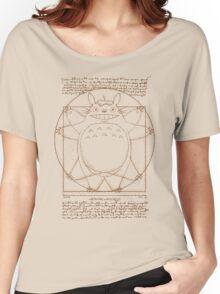 Vitruvian Neighbor Women's Relaxed Fit T-Shirt
