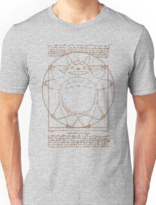 Vitruvian Neighbor Unisex T-Shirt