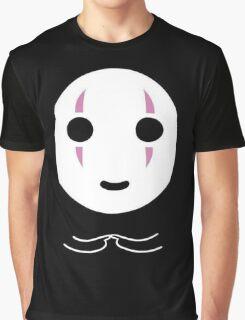 No Face - Spirited Away Graphic T-Shirt