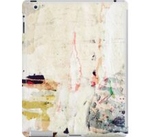 Paper work iPad Case/Skin