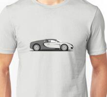2004 Bugatti Veyron 16.4 Prototype Unisex T-Shirt