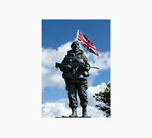 Royal Marines Statue, Portsmouth Unisex T-Shirt
