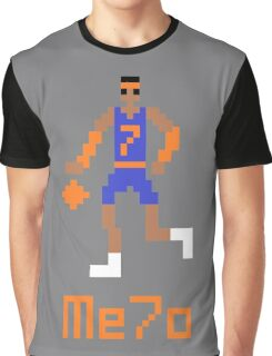 Me7o Pixel Graphic T-Shirt