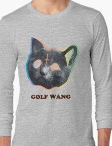 Golf wang cat tee Long Sleeve T-Shirt