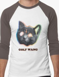 Golf wang cat tee Men's Baseball ¾ T-Shirt
