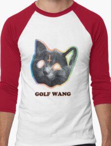 Golf wang cat tee Men's Baseball ¾ T-Shirt