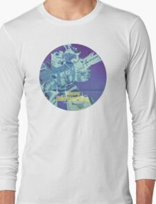 G1 Transformers Masterforce Poster Long Sleeve T-Shirt