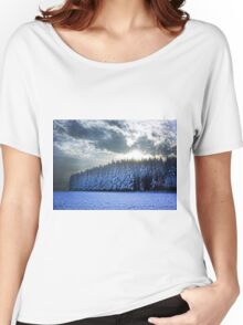 It´s getting darker now Women's Relaxed Fit T-Shirt