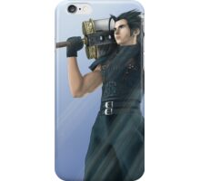 Zack Fair  iPhone Case/Skin
