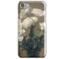Henri Fantin-Latour - Poppies 1891 iPhone Case/Skin