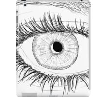 sketch iPad Case/Skin