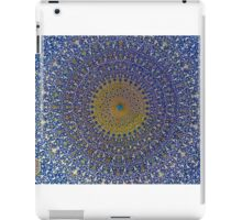 Isfahan Mosque Architecture Cool Element iPad Case/Skin