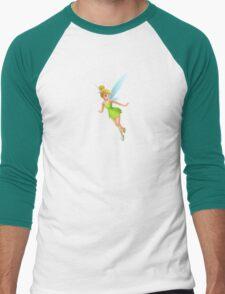 Tinker Bell Men's Baseball ¾ T-Shirt
