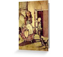 A Fractured Fairy Tale Greeting Card